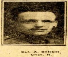 ALBERT BIRCH