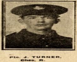 J TURNER