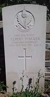 ALBERT JAMES THEOPHILUS WALKER