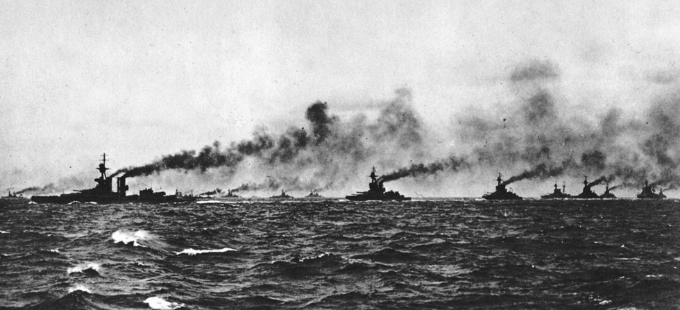 Royal Navy, Battle of Jutland
